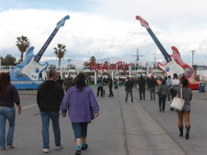 Rock in Rio Entrance