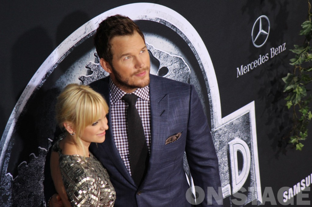 Chris Pratt - Jurassic World Premier - photo: Pogonyi Nóra