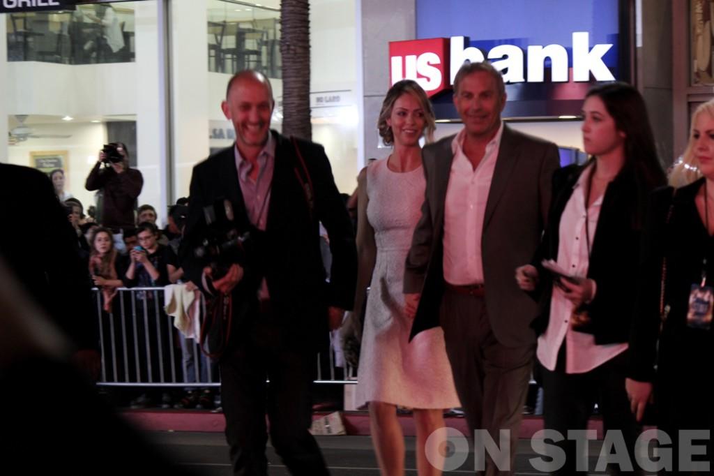 Kevin Costner - Jack Ryan: Árnyékügynök Premier - fotó: Pogonyi Nóra