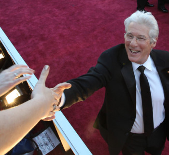 Richard Gere - David McNew/Getty Images North America