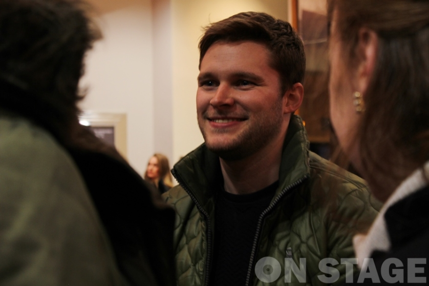 Jack Reynor - Photo: Nora Pogonyi
