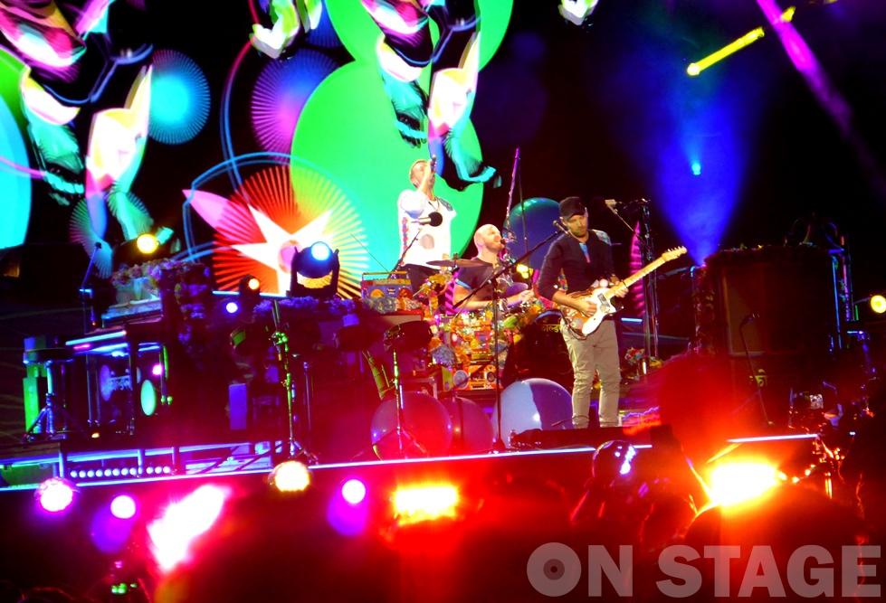 Coldplay - Fotó: Pogonyi Nóra