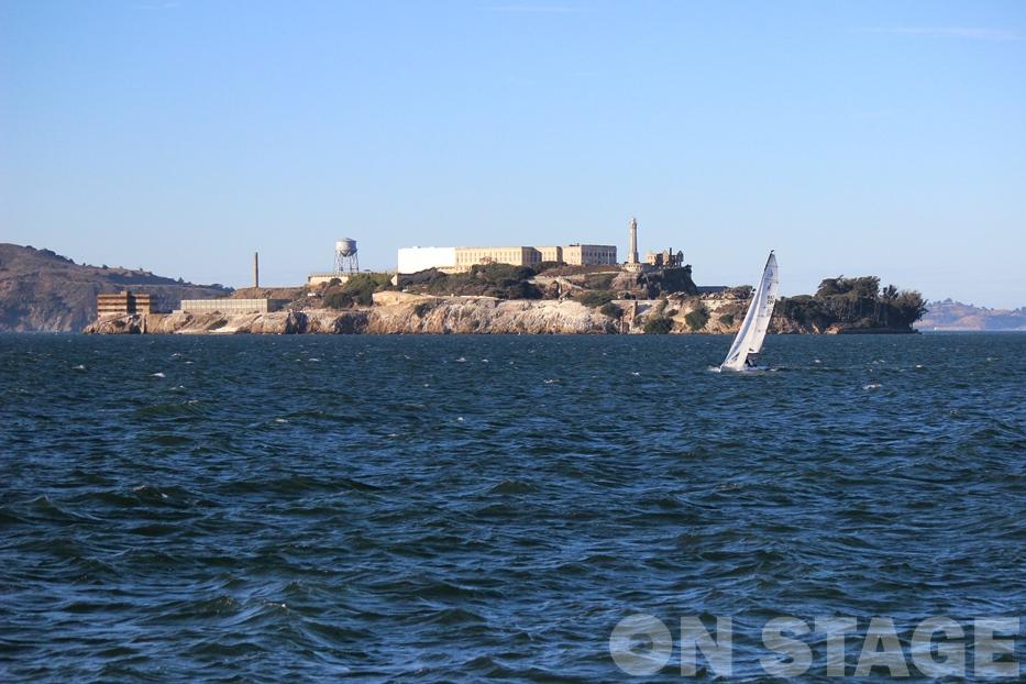 Alcatraz - Fotó: Pogonyi Nóra