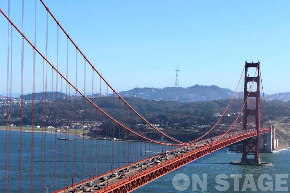 Golden Gate - Fotó: Pogonyi Nóra