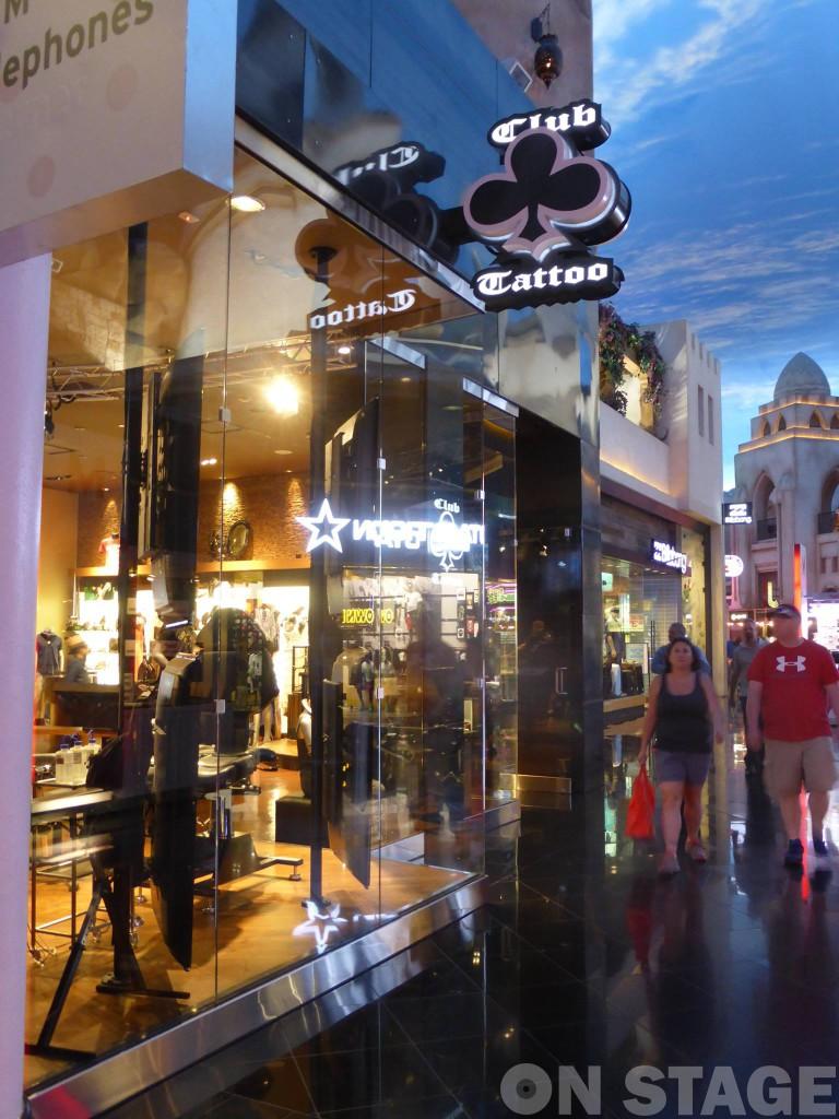 Club Tattoo - Las Vegas / Fotó: Pogonyi Nóra