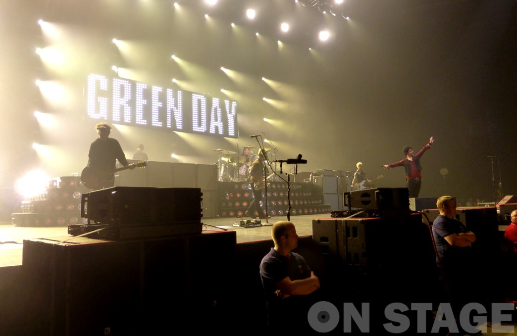 Green Day / Foró: Pogonyi Nóra