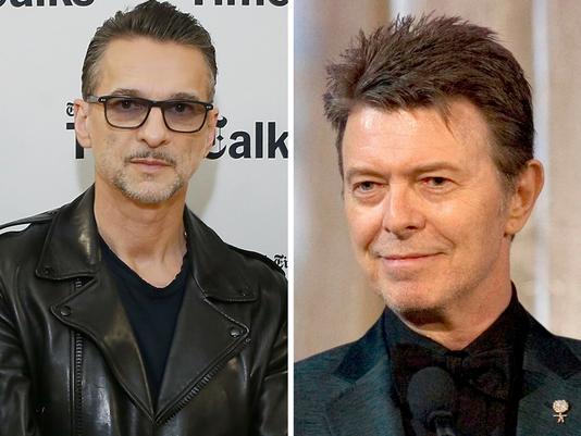 Depeche Mode / David Bowie