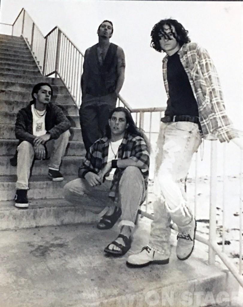 Grey Daze, 1995. /