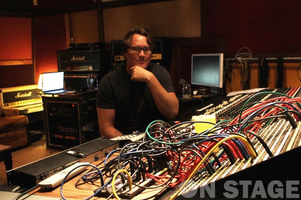Cameron Webb / Maple Sounds Studios - Fotó: Pogonyi Nóra