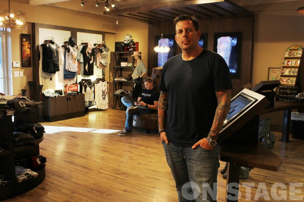 Sean Dodell, Club Tattoo Tempe / Fotó: Pogonyi Nóra
