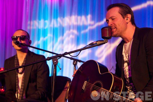 Chester Bennington és Ryan Shuck / Fotó: Dead By Sunrise Facebook