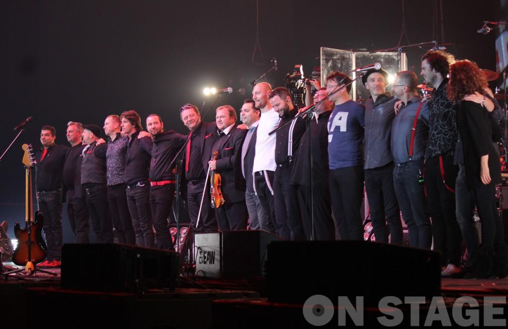 Lovasi 50 - fellépők / Fotó: Pogonyi Nóra