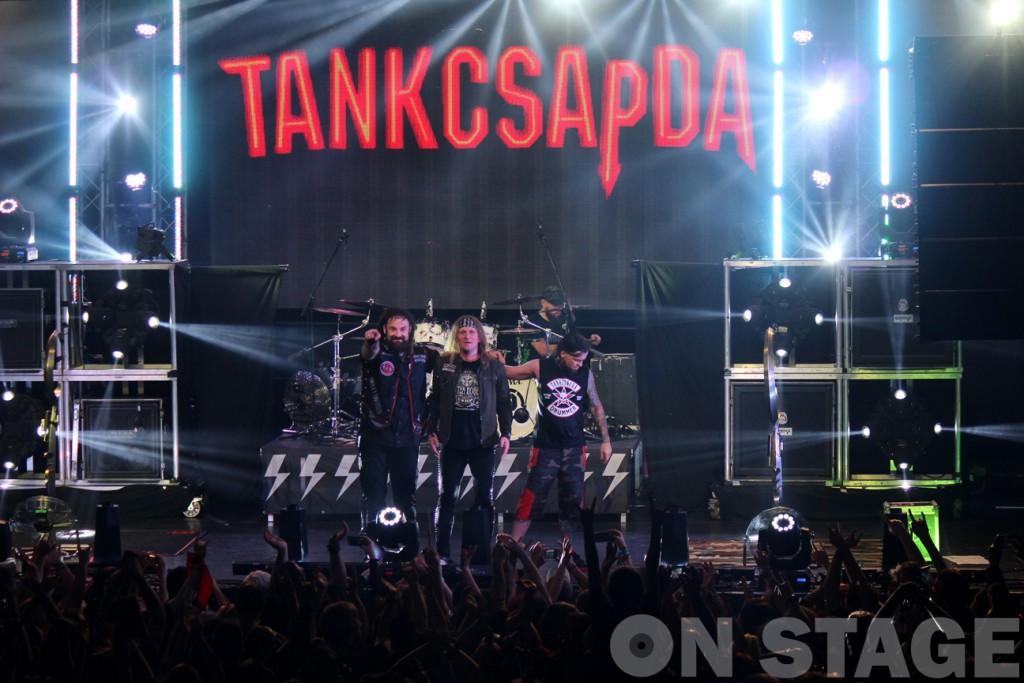 Tankcsapda / Fotó: Pogonyi Nóra
