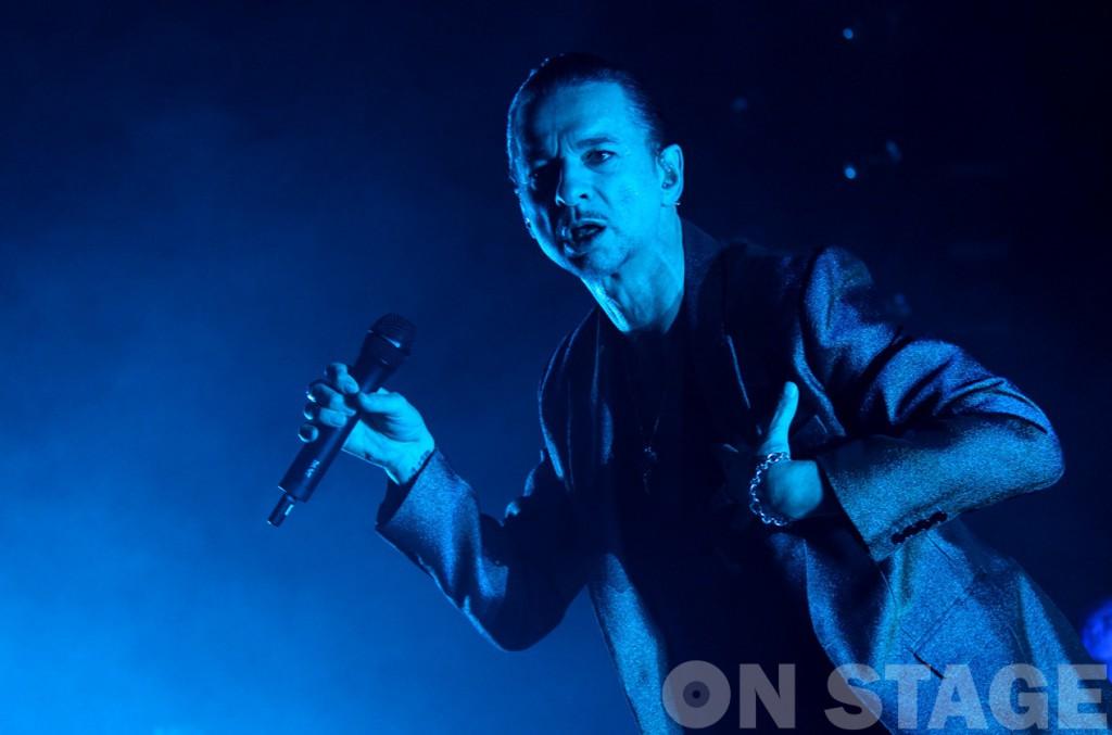 Dave Gahan / Depeche Mode - Fotó: Pogonyi Nóra