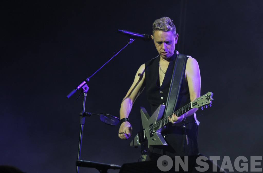 Martin Gore / Depeche Mode - Fotó: Pogonyi Nóra