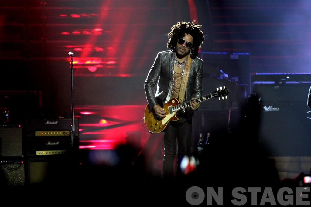 Lenny Kravitz / Fotó: Pogonyi Nóra
