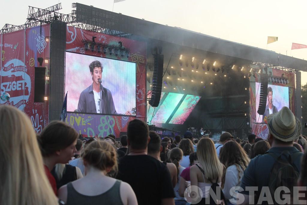 Shawn Mendes / Fotó: Pogonyi Nóra