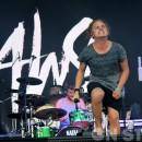 AWS a színpadon / Fotó: Pogonyi Nóra