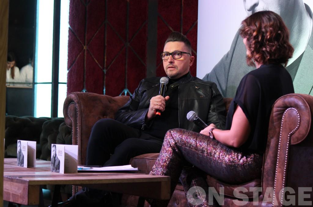 Kovács Ákos és Kiss Orsi Kisó, a Rock FM műsorvezetője / Fotó: Pogonyi Nóra