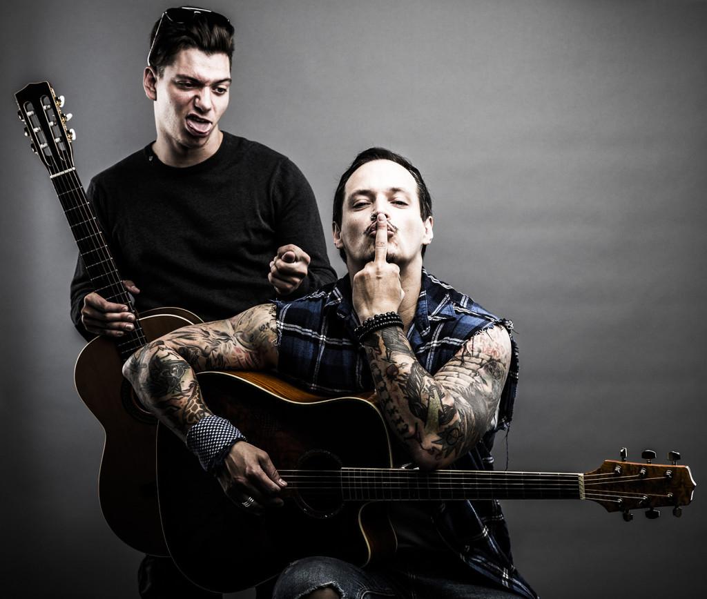 Lugosi Dani és Takács Vilkó / Nirvana Acoustic
