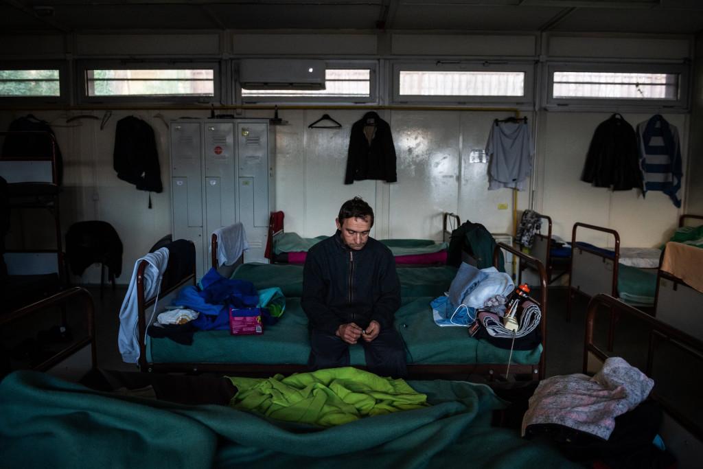 Budapest, 2020. január 27. Mónus Márton, az MTI/MTVA fotóriportere: Karácsony címû felvétele, amely a 38. Magyar Sajtófotó Pályázat Társadalomábrázolás, dokumentarista fotográfia egyedi kategóriájában második helyezést ért el 2020. január 27-én. MTI/Mónus Márton