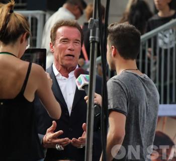 Arnold Schwarzenegger / Fotó: Pogonyi Nóra