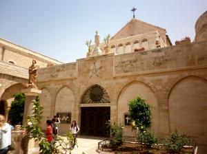 Jerusalem, Betlehem