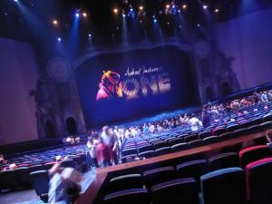 Michael Jackson ONE - Cirque du Soleil