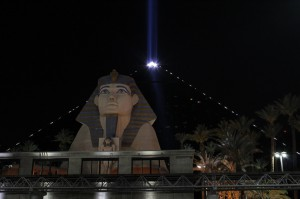 Luxor - Las Vegas Strip