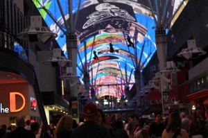 Viva Viion Lights - Fremont Street