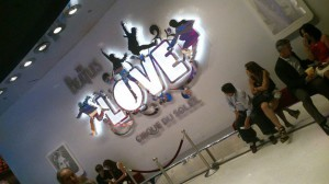 The Beatles LOVE - Cirque du Soleil