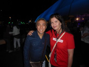 with Arnel Pineda (Journey) - Rock in Rio / USA