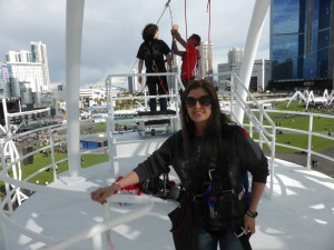 Zipline - Rock in Rio / USA