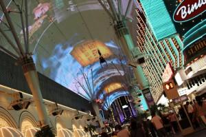 Viva Vision Lights - Fremont Street